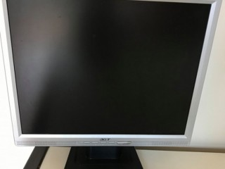 Acer AL1717 computer screen (small)