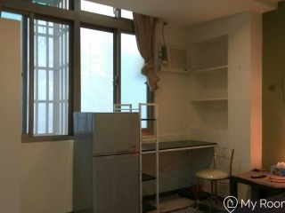 Student-friendly studio next to MRT Dongmen Station