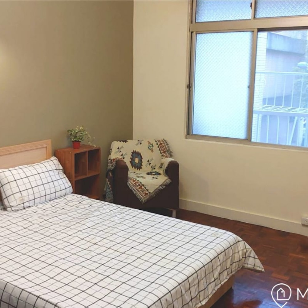 [short Term Rental] A Cozy Room In A Shared Apartment