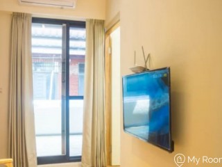 A beautiful and cozy apartment walking 10 min to Xinzhuang MRT Station