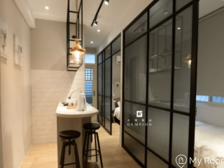 New York Apartment in Banqiao 8 min by bike to Kuang Jen high school