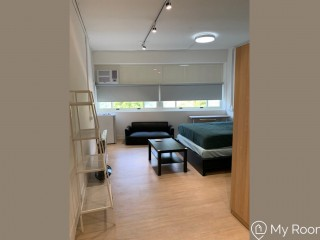 Studio - biking distance to NTU, NTUST - Gongguan Nightmarket and metro nearby