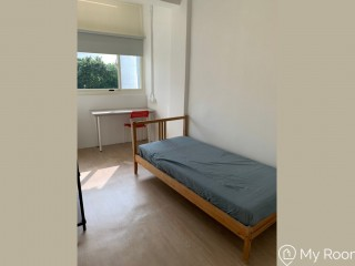 Studio- biking distance to NTU, NTUST - Gongguan Nightmarket and metro nearby.