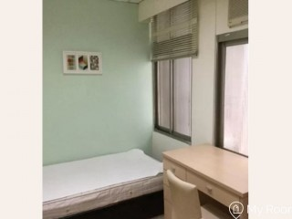 A cozy studio walking 4 min to Taipower MRT, nearby NTNU