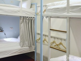 *Monthly rental* co-living bunk bed in Shilin