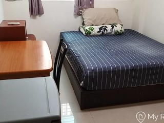A cozy studio nearby Dongmen MRT Station (a really convenient place)