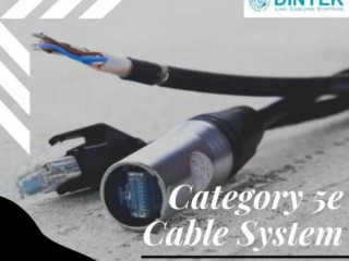 Choose Category 5e Cable System for Home Networking