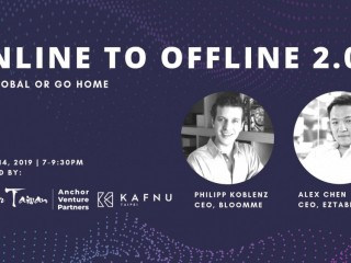 Online-to-Offline 2.0: Go Global or Go Home