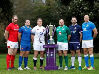 Six Nations 2019, 2/2 to 3/16